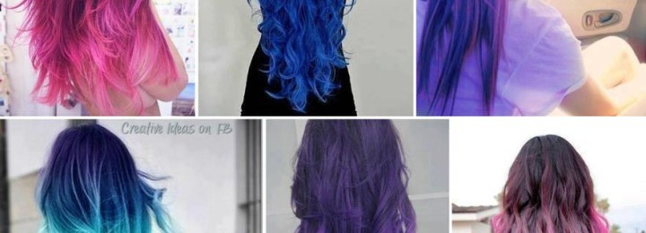 Hair Color In Style: Hairstyles » Different Hair Color Styles